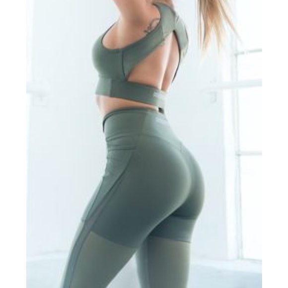 2bbd96b41985f Gymshark Other | Nikki B Season 2 Leggings | Poshmark